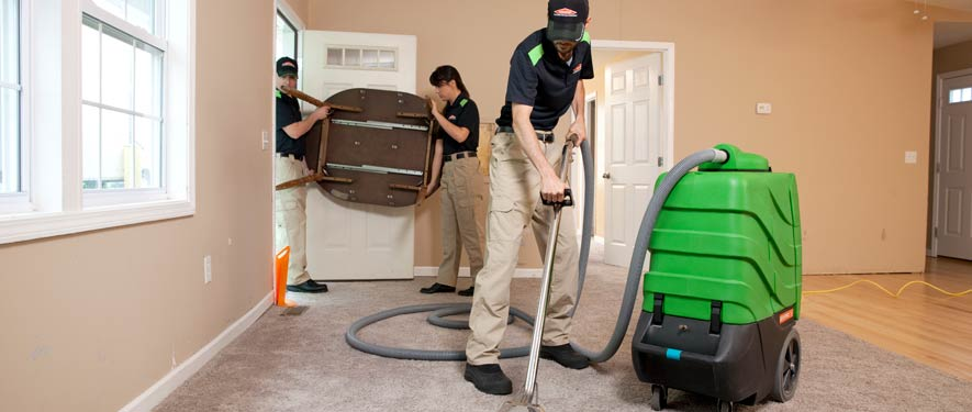 Los Gatos, CA residential restoration cleaning